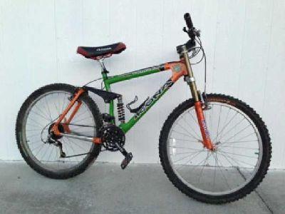 $600 Kona Stinky Five Full Suspension Mountain Bike (Billings West End)