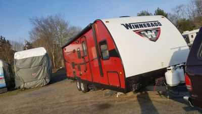 2015 Winnebago Minnie 2451BHS