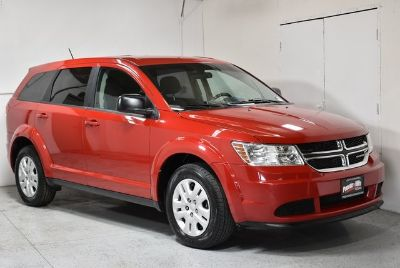 2015 Dodge Journey SE (Red Line)