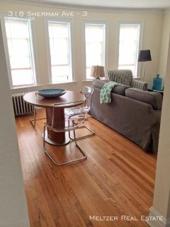 **AMAZING, Sunny, Large, Rehabbed Apartment! Heat Incl. AVAILABLE 6/10