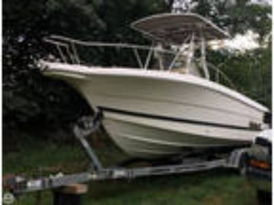 1999 Wellcraft 250 Fisherman