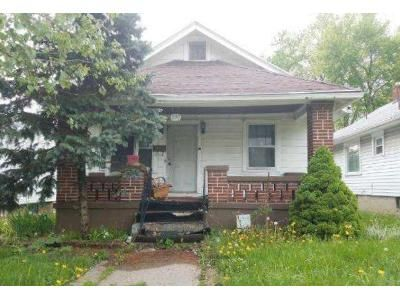2 Bed 1 Bath Foreclosure Property in Dayton, OH 45417 - Brooklyn Ave