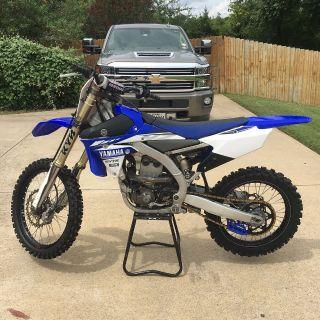 2016 Yamaha 250F