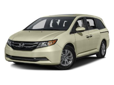 2016 Honda Odyssey EX-L w/DVD (Not Given)