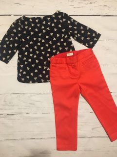 Sz 3 Crewcuts outfit