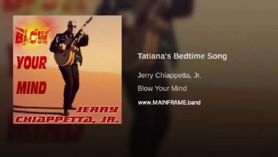 TATIANA'S BEDTIME SONG Track#21 - BLOW YOUR MIND Album