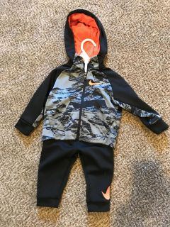 Nike 12 month warm up outfit