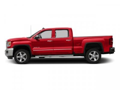 2016 GMC Sierra 2500HD SLT (Cardinal Red)
