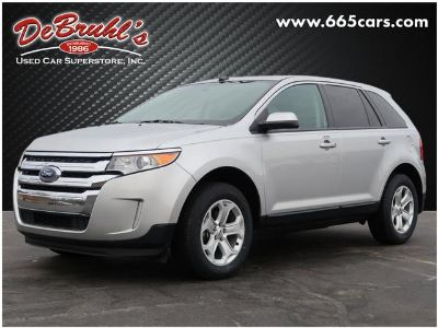 2013 Ford Edge SEL (Silver)