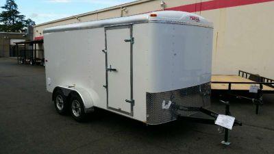 2016 Mirage Trailers XCEL CARGO 7X14 TANDEM Cargo Trailers Sacramento, CA