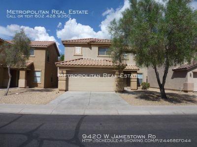 Single-family home Rental - 9420 W Jamestown Rd