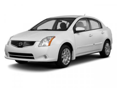 2010 Nissan Sentra 2.0 (Anodized Orange)