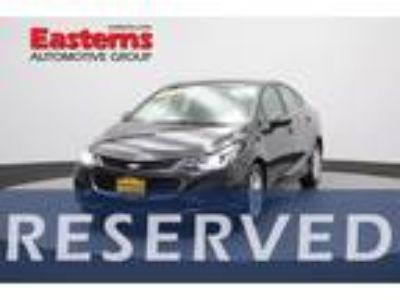 Used 2016 Chevrolet Cruze Tungsten Metallic, 28.9K miles
