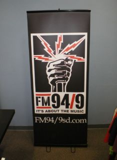 Attractive Flying and Promo Banners