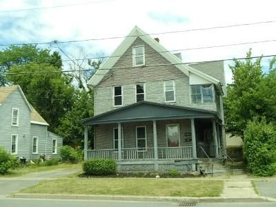 4 Bed 2.0 Bath Foreclosure Property in Rome, NY 13440 - Henry St