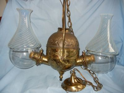 Angle Lamp, Double Arm