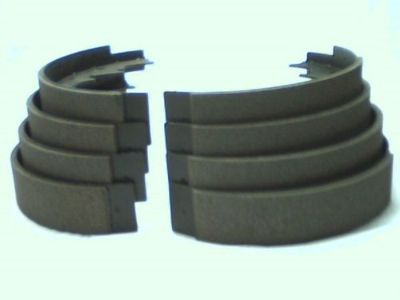 Find 8 brake shoes Chevrolet 1957 1958 1959 1960 1961 1962-you car will need brakes!! motorcycle in Duluth, Minnesota, United States, for US $46.98