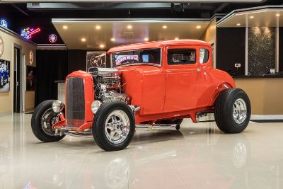 1931 Ford Model A Coupe Street Rod