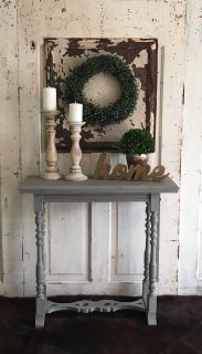 Antique Shabby Table