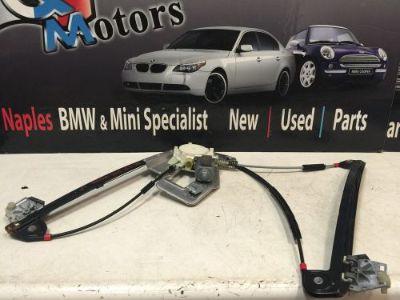Find BMW RIGHT FRONT WINDOW REGULATOR & MOTOR E39 525i 528i 530i 540i M5 OEM BMW motorcycle in Naples, Florida, United States, for US $44.99