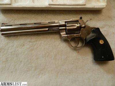 For Sale: Colt Python 357