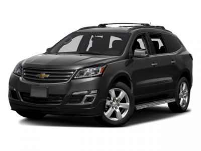 2016 Chevrolet Traverse LT (Tungsten Metallic)