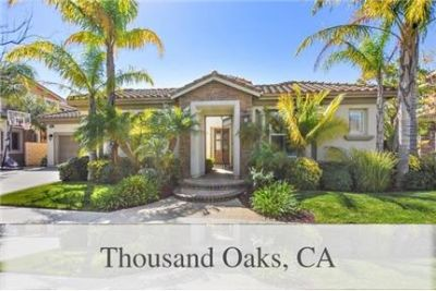 Bright Thousand Oaks, 4 bedroom, 3.50 bath for rent
