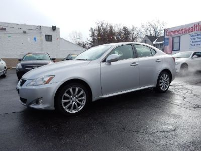 2008 Lexus IS 250 Base (Glacier Frost Mica)