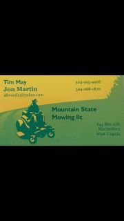 Mountain State Mowing