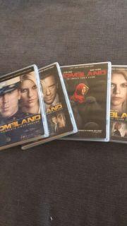Homeland DVDs