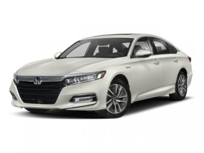 2018 Honda Accord Hybrid Touring (White Orchid Pearl)