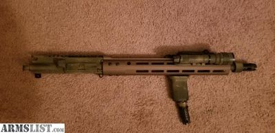 For Sale: Aero/ ALG/ Ballistic Advantage 14.5 mid length upper