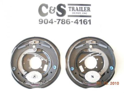 Buy 6000# DEXTER BRAKE ASSEMBLIES (1 PAIR) TRAILER PART motorcycle in Jacksonville, Florida, United States, for US $120.00