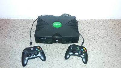 X-Box Complete set-up