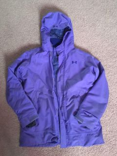 Youth XL under armour jacket