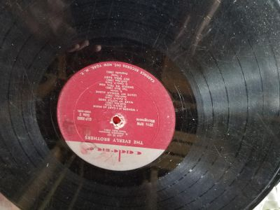 The Everly Brothers record
