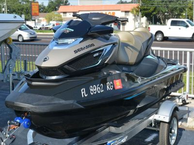 2017 Sea-Doo GTX Limited S 260 PWC 3 Seater Clearwater, FL