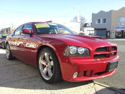 2006 Dodge Charger SRT-8 (Inferno Red Crystal Pearl)