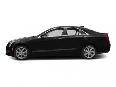2015 Cadillac ATS 2.0T Luxury (Black Raven)