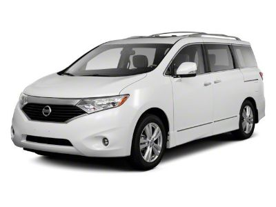 2013 Nissan Quest 3.5 S (Platinum Graphite)
