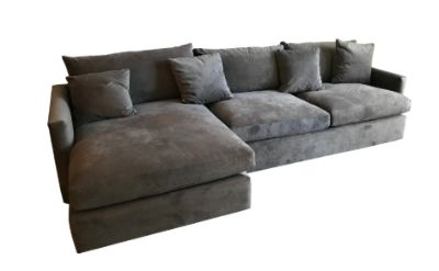 Crate & Barrel Lounge II sectional