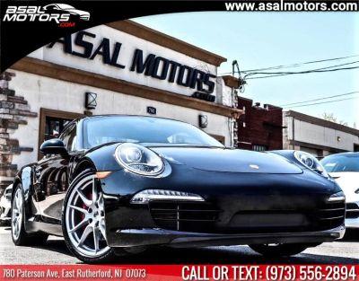 2012 Porsche 911 Carrera 4S (Black)