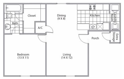 1 bedroom in Beaumont