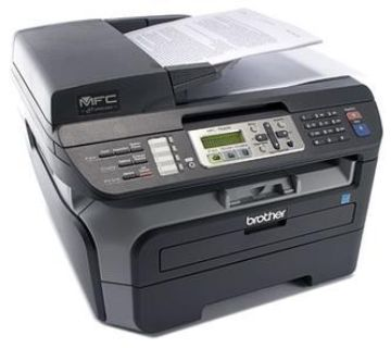Brother MFC-7840W Laser All-in-One
