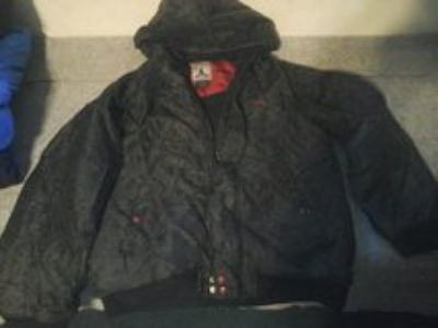 Jordan jacket size extra large boys fleece inside except for arms