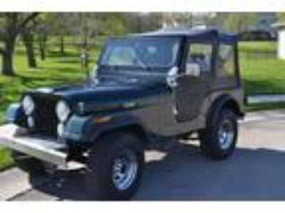 1981 Jeep CJ 5