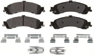 Purchase Bendix Brakes CT Ceramic Brake Pad D834CT motorcycle in Tallmadge, Ohio, US, for US $63.92