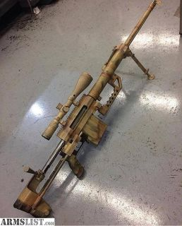 For Sale: Cheytac M200