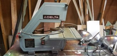 delta table top band saw