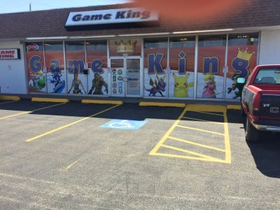 we buy, sell, & trade video games & systems, new and used, plus hdtv's & laptops
